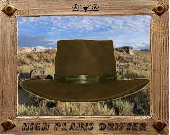 The High Plains Drifter